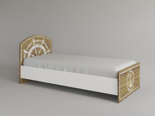 Детская кровать Юнга 90 см.