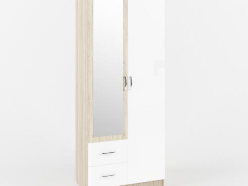 Шкаф 2х створчатый СШК-800.3