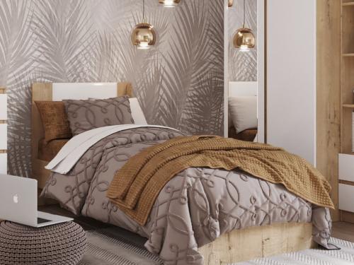 Кровать МКР-800.1