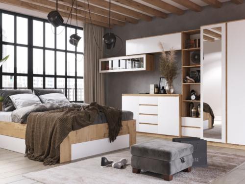 Спальный гарнитур Марли 4