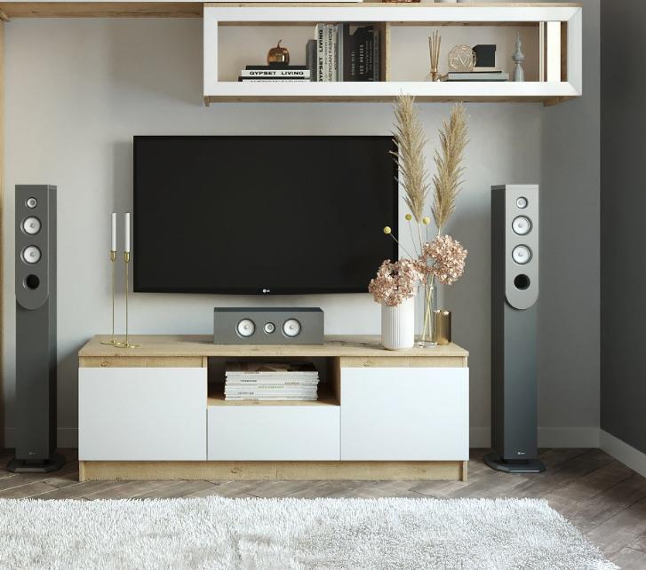 ТВ-тумба с ящиком МТБ 1400.1
