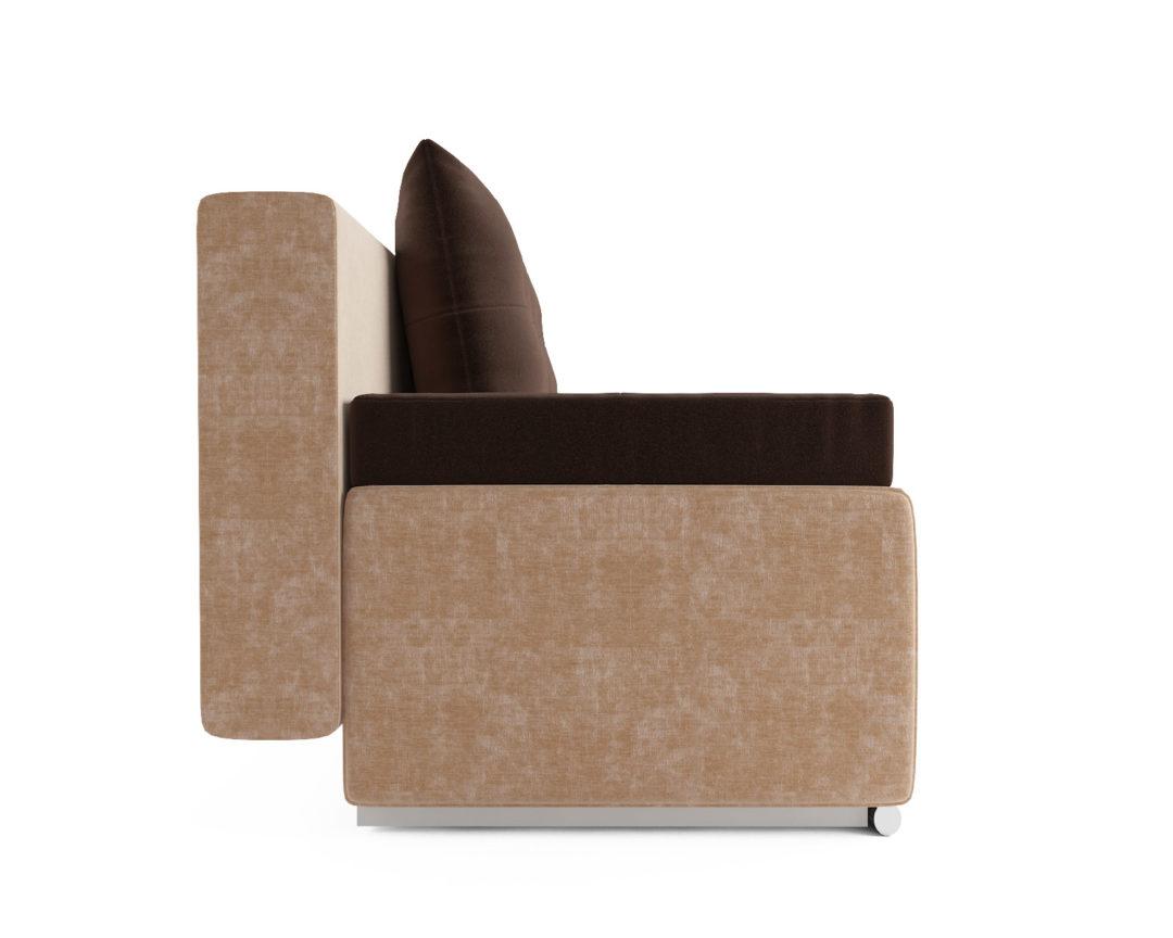Еврокнижка Мадейра кордрой бежево-коричневый