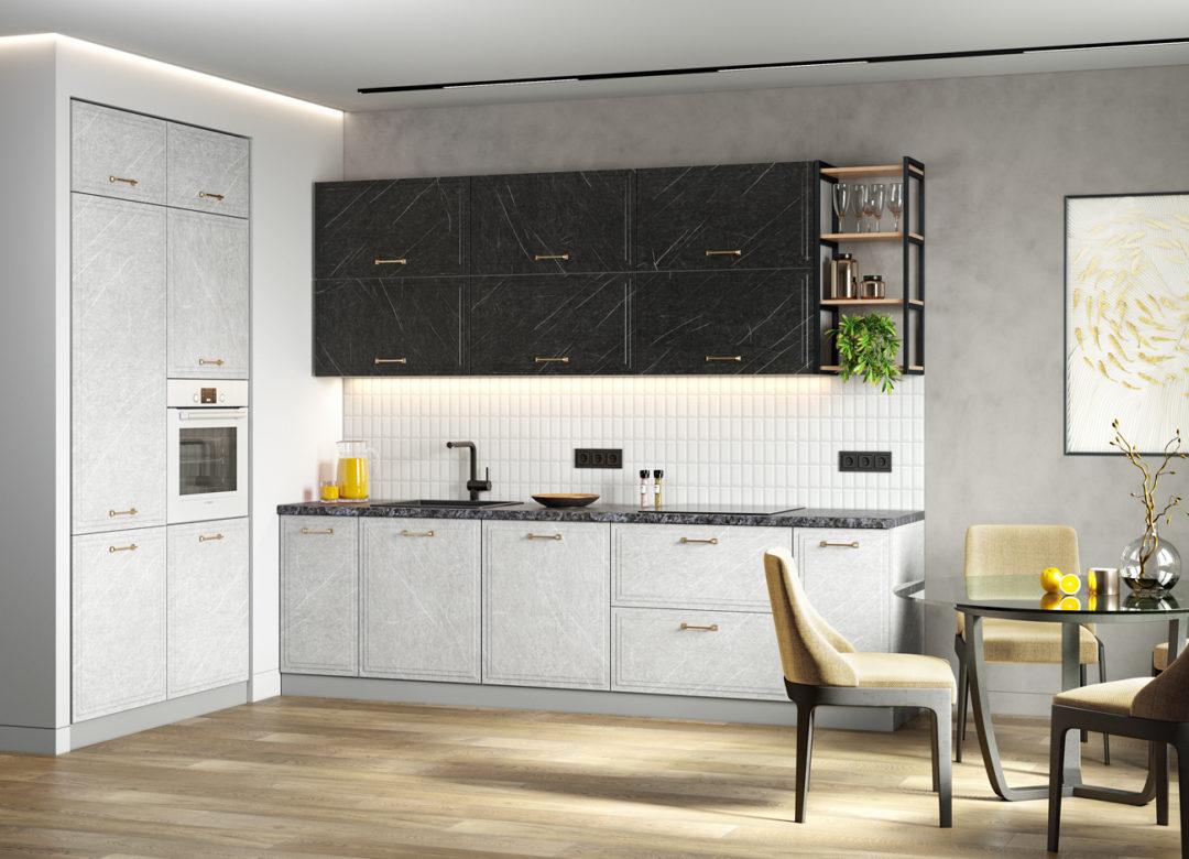 Кухня Риволи -3.5 м